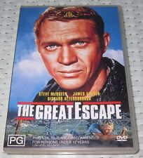 The Great Escape (Steve McQueen) - DVD, 1968, 2000 - ede