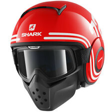 Shark Drak 72 RWK Red / Black / White Size S **FREE UK DELIVERY**