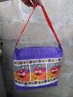 "Vintage cooler bag COCA COLA ancien sac isotherme ""Always a picnic"" collection"