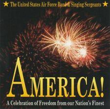 U.S. Air Force Band - America ! - CD -