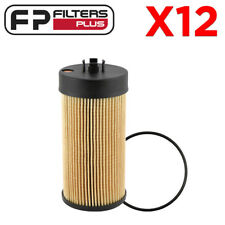 12 X P7235 Baldwin Oil Filter F-Truck 6.0L/6.4L T/Diesel 2003 to 2010 3C3Z6731AA
