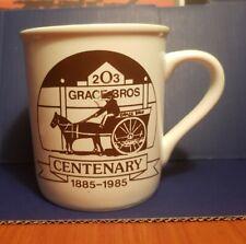 Grace Bros Centenary 1885 - 1985 Cup Mug