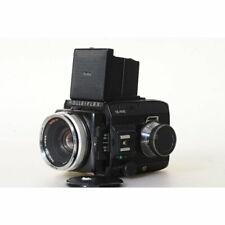 Rollei / Rolleiflex SL66 E mit Magazin / Sucher & Planar HFT 2,8/80mm