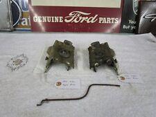 1955 1956 Ford 4 Door Sedan Rear Door Latch  R & L Mercury?