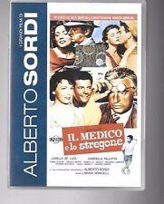 IL MEDICO E LO STREGONE  - ALBERTO SORDI - DVD OTTIMO
