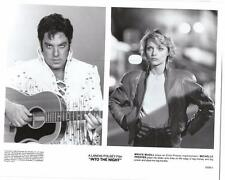 "Bruce McGill/Michelle Pfeiffer ""Into The Night"" 1984 Vintage Movie Still"