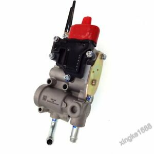 Fit Eagle Mitsubishi 1.5L Fuel Injection Idle Air Control Valve MD614701 Nwe