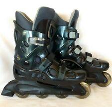 2Xs Adult Inline Roller Blades Skates Mens 7 Womens 8