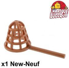 Lego 1x utensil Net Small Meshed épuisette filet papillon m. d. flesh 24086 NEUF