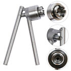 Stainless Steel Bottle Cap Capper Handle Capping Crimp Tool Laboratories Durable