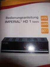 Satelliten-DigitalBOX Europe IMPERIAL HD 1 basic TV-Receiver