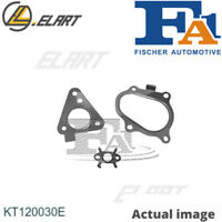 Kit de réparation de vanne EGR Renault Master II Opel Movano 7701207947