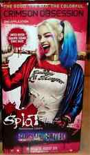 SPLAT HAIR DYE HARLEY QUINN SUICIDE SQUAD CRIMSON OBSESSION LIMITED ED BRAND NEW
