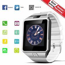 Smartwatch 2G Gsm Sim Tf Card Camera For Iphone Samsung Bluetooth Smart Watch