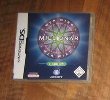 Wer wird Millionär (Nintendo DS, 2007) Spiel
