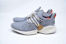 Adidas AlphaBounce Instinct Men's Running Shoes Gray B76038 Sz 10 New with Box