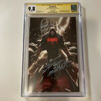 Venom 26 CGC 9.8 SS Remarked InHyuk Lee Virgin Edition Cover Variant