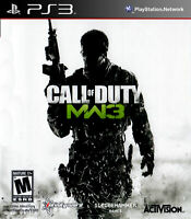 🔥 Call of Duty Modern Warfare 3 Playstation 3 PS3  Complete CIB