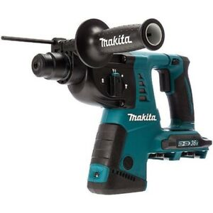 Makita DHR263Z Cordless 36V SDS-Plus Rotary Hammer Drill / Body Only