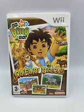 Go Diego Go - Safari Rescue (Nindendo Wii ) PEGI 3+ | Tested