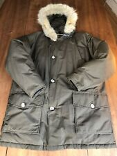 "Woolrich Arctic Down Filled Parka - Green - L/XL - Fits 40-42"" Chest"