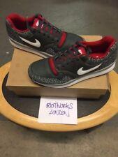 Nike Air Safari Met/Plata/Rojo Nuevo UK 10 EE. UU. 11