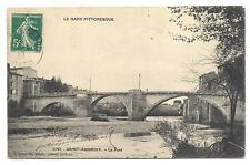 saint-ambroix , le pont