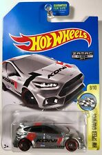 Hot Wheels ZAMAC Ford Focus RS MK3 Diecast 1/64 Scale