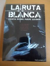 LA RUTA BLANCA HASTA DONDE PUDE LLEGAR? VOLUMEN 1 Mexican boxset SPANISH 6 DVD'S