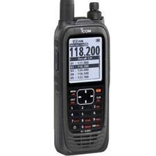Icom A25Csport Airband Handheld, Com Only, W/aa Batt Pk