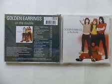 CD Album GOLDEN EARRINGS On the double RB 66.201