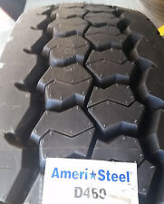 (4-Tires) 295/75r22.5 tires General D460 14PR tire 295/75/22.5 USA 29575225