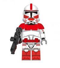 STAR WARS MINIFIGURE CLONE WARS Corusant Guard Shock Trooper