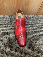 Giorgio Brutini Red Leather Dress Shoes