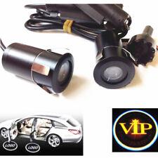 LED Front/Rear Auto Laser Willkommen Lichter 3D VIP Logo Muster Projektionslampe