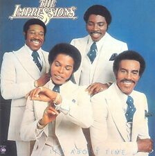 The Impressions - It's About Time [New CD] UK - Import