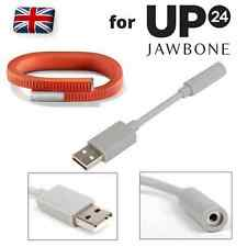 USB Charging Cable for Jawbone UP24 Bracelet Fitness Tracker Wristband UP 24
