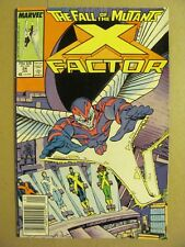 X-Factor #24 Marvel Comics 1986 Series 1st Full App Archangel Newsstand Edition