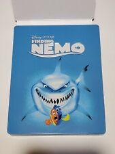 Finding Nemo SteelBook (4K Ultra Hd + Blu-ray) Disney Pixar No digital