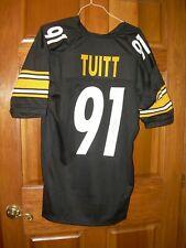 Stephon Tuitt Autographed Jersey TSE COA  XL