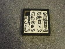 60s Popeye Sliding Tile Puzzle Roalex Olive Oyl Swee'Pea J Wellington Wimpy