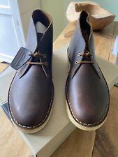 Clarks Originals Beeswax Desert Boot Mens Size 6UK/39.5EU BNIB