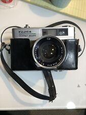 Vintage Fujica Compact Deluxe Camera Fujinon Fuji Film Lens 1:1.8 4.5cm