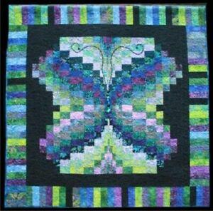Bali Butterfly Quilt pattern