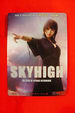 Skyhigh Sky high Edition Spéciale DVD Boitier Métal Ryuhei Kitamura VO VF