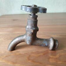 USSR Vintage Water tap  design Soviet water brass faucet