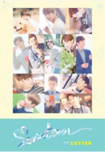 """K-PoP SEVENTEEN 1st Album """"FIRST 'LOVE&LETTER'"""" [1 Photobook + 1 CD] LETTER VER"""