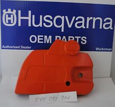 Husqvarna OEM Chainsaw Clutch Cover 544097902 544097901 Fits 445  450