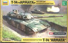 1:35 T-14 ARMATA Bausatz KIT Russland russian tank Russische Panzer