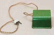 ancien Transformateur Meccano paris N°0 110 Volt  Ancien jouet train électrique